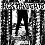 "Sick Thoughts - Beat On Beat 7"" (Goner) BLACK VINYL"