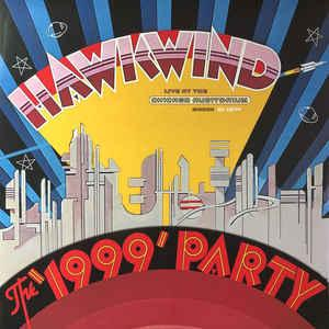 Hawkwind - The '1999' Party Live ...dbl lp [Parlophone]