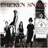 Chicken Snake - Unholy Rollers lp (Beast Records, FR)