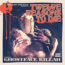 Ghostface Killah - Twelve Reasons To Die lp (Linear Labs)