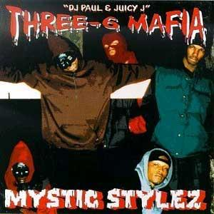 Three Six Mafia - Mystic Stylez 2xLP [Prophet Entertainment]