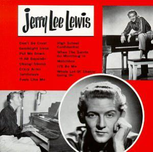Jerry Lee Lewis - s/t (DOL)
