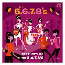 5.6.7.8's - Best Hits of... lp [Time Bomb]