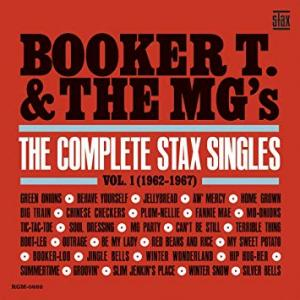 Booker T and the MG's - The Complete Stax Singles Vol. 1 lp
