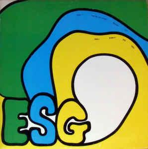"ESG - esg 12"" (""99 /Factory Records"")"