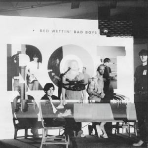 Bed Wettin' Bad Boys - Rot lp (RIP Society /What's Your Rupture)