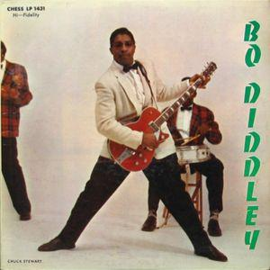Bo Diddley - Bo Diddley lp (Sundazed)