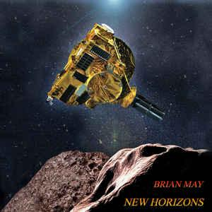 "Brian May - New Horizons 12"" [Duck Productions]"