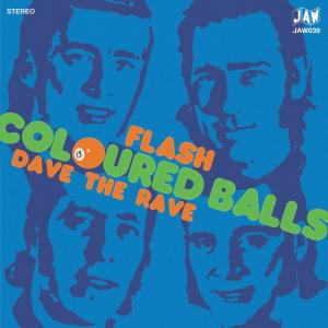 "Coloured Balls - Flash/Dave the Rave 7"" [Just Add Water]"
