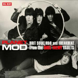 Planet Mod - Brit Sould from the Shel Talmy Vault lp (Big Beat)