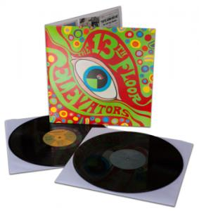 13th Floor Elevators - Psychedlic Sounds Of Mono/ Stereo dbl lp