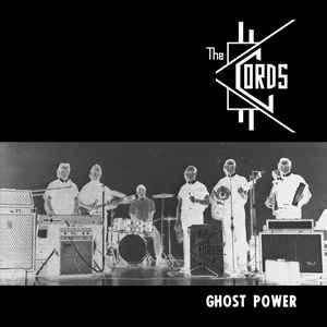 "Cords - Ghost Power - Complete Discography dbl 7"" (Oktay)"