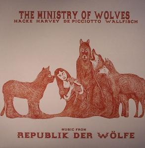 Ministry Of Wolves - Music From Republik Der Wolfe lp (Mute)
