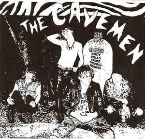 Cavemen - s/t LP [Red Wax] (Dirty Water)