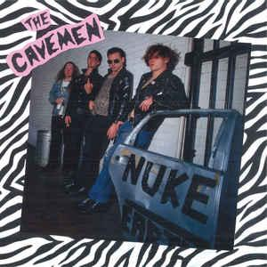 Cavemen - Nuke Earth lp (Slovenly)