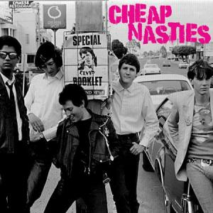 Cheap Nasties - s/t LP (Hozac)