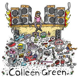 Colleen Green - Casey's Tape / Harmontown Loops LP (Infinity Cat