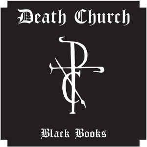 Death Church - Black Books lp (No Patience)
