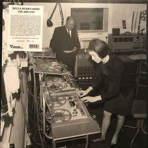 Delia Derbyshire - The Dreams lp (Fantôme Phonographique)