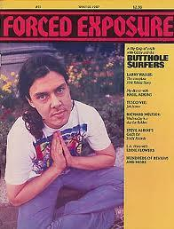Forced Exposure #11 Butthole Surfers