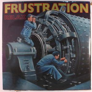 Frustration - Relax lp (Born Bad)