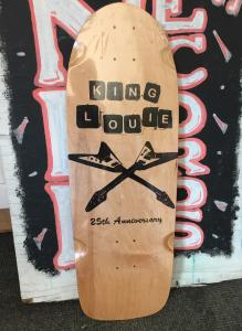 King Louie Skateboard by Brand X