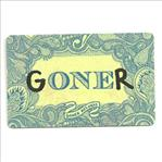 $20 Goner Gift Card - Click Image to Close
