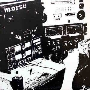 Alastair Galbraith - Morse lp [Digital Regress]