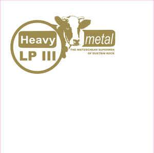 Heavy Metal - LP III lp (Harbinger Sound)