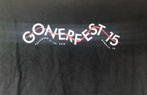 Gonerfest 15 T-Shirt MENS XL FREE US SHIPPING