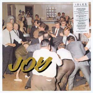Idles - Joy As an Act of Resistance lp (Partisan)