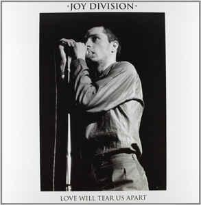 "Joy Division - Love Will Tear Us Apart 12"" (Cleopatra)"