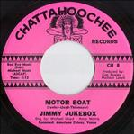 Jimmy Jukebox - Motorboat /25 Hours A Day 7""