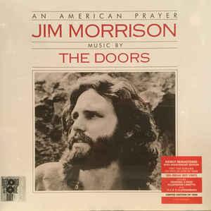 Jim Morrison - An American Prayer lp rsd (Elektra)