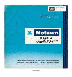 Motown- Rare & Unreleased Lp [Motown] BLACK FRIDAY 2019
