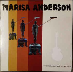 Marisa Anderson - Traditional & Public Domain Songs lp (MS)