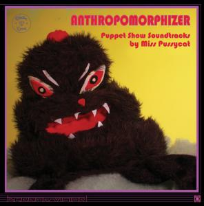 Miss Pussycat - Anthropomorphizer lp (Rhinestone)