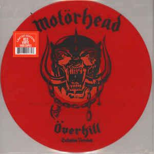 "Motorhead - Overkill/Breaking the Law 12"" (Cleopatra)"