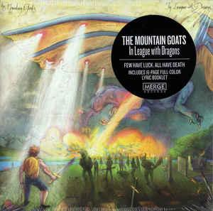 Mountain Goats - In League with Dragons 2lp BLACK wax (Merge)