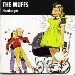 Muffs - Hamburger cd (Sympathy for the Record Industry)