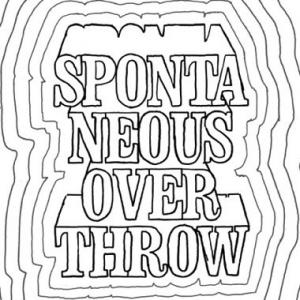 Spontaneous Overthrow - All About Money lp [Numero]