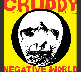 Cruddy - Negative World lp (12XU)