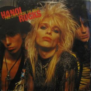 Hanoi Rocks - Two Steps from the Move lp [Drastic Plastic]