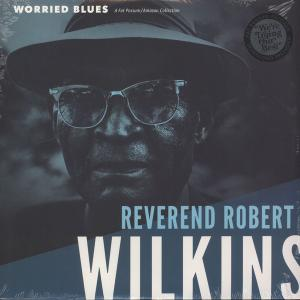 Reverend Robert Wilkins - Worried Blues lp [Fat Possum]