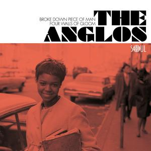"Anglos - Broke Down Piece of Man 7"" (Soul 4 Real)"