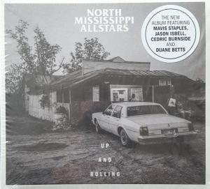 North Mississippi Allstars - Up and Rolling cd [New West]