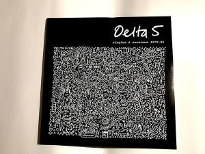 Delta 5 - Singles and Sessions 1975-81 lp