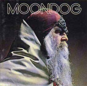 Moondog - s/t lp (Columbia)