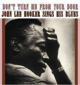 John Lee Hooker - Don't Turn Me From Your Door LP (DOL)