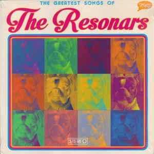 The Resonars - The Greatest Songs of The Resonars lp [TIM]